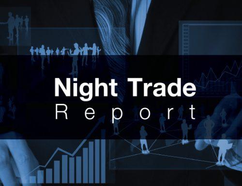 Night Trade Report 15-01-2561
