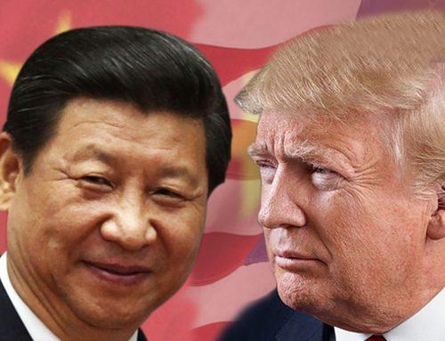 """สงครามการค้า """"สหรัฐ- จีน"""" ทวีความรุนแรง ชนวนฉุดดัชนีดาวโจนส์ฟิวเจอร์ดิ่งหนัก"""