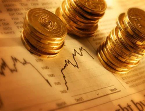 ภาวะตลาดทองคำนิวยอร์ก: ทองปิดพุ่ง $28.3 ทำนิวไฮ หลังเงินดอลล์อ่อนหนุนแรงซื้อ