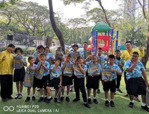 กลุ่มฮั่วเซ่งเฮง มอบของขวัญปีใหม่แก่เด็กๆ เนื่องในวันปีใหม่2562